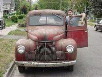 1947 - IHC KB2 Al Linville