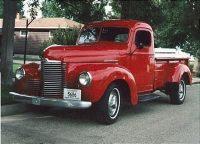 1949 - IHC KB2 Jim Hanson
