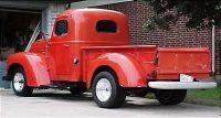 1949 - IHC KB1 Carl Allgood