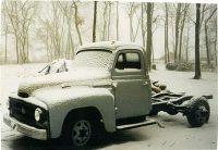 1954 - IHC R132 Zach Hart