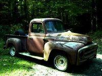 1955 - IHC R100 Chuck Havrila