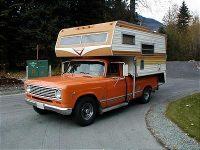 1974 - IHC 200 Series Camper Special Mat Shelton
