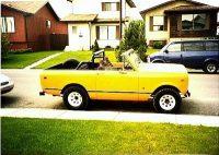 1979 - IHC Scout II Bret Shannon