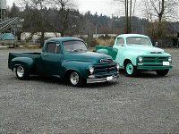 1955 - 1956 - E Series John